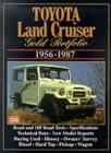 Toyota Land Cruiser Gold Portfolio : 1956 to 1987 - Book