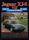 Jaguar XJ-S V12 Ultimate Portfolio 1988-96 - Book