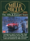 Mille Miglia, 1927-51 : The Alpha and Ferrari Years - Book