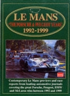 Le Mans : Porsche and Peugeot Years, 1992-99 - Book