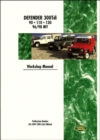 Land Rover Defender Diesel 300 Tdi 1996-98 Workshop Manual - Book