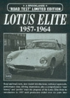 Lotus Elite 1957-1964 Limited Edition - Book