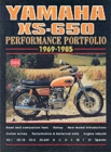 Yamaha XS-650 Performance Portfolio 1969-1985 - Book
