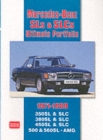 Mercedes-Benz SLs & SLCs Ultimate Portfolio 1971-1989 - Book