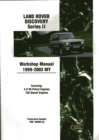 Land Rover Discovery Series II Workshop Manual 1999-2003 MY - Book