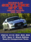Nissan Skyline GT-R Ultimate Portfolio 1969-2010 - Book