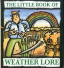 The Little Book of Weather Lore - Book