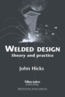 Welded Design : Theory and Practice - eBook