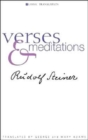 Verses and Meditations - Book