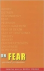 On Fear : Spiritual Perspectives - Book
