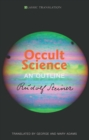 Occult Science : An Outline - eBook