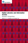 Digital Libraries and Information Access : Research Perspectives - eBook