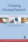 Critiquing Nursing Research - Book