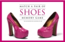 Match a Pair of Shoes Memory Game - Book