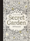 Secret Garden: 20 Postcards - Book