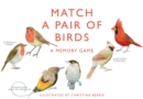 Match a Pair of Birds : A Memory Game - Book