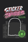 Sticker Zombies - Book