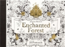 Enchanted Forest : 20 Postcards - Book