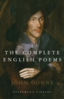 The Complete English Poems - Book