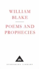Poems And Prophecies - Book