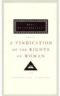 A Vindication Of The Rights Of Woman - Book