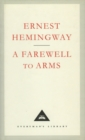 A Farewell To Arms - Book