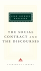The Social Contract And The Discources - Book