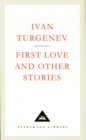 First Love And Other Stories - Book