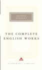 The Complete English Works - Book