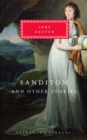 Sanditon And Other Stories - Book