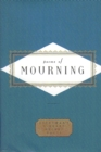 Poems Of Mourning - Book