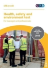 Health, Safety and Environment Test for Managers and Professionals : GT 200/15 DVD - Book