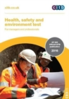 Health, Safety and Environment Test for Managers and Professionals: GT 200 - Book