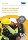 Health, Safety and Environment Test for Managers and Professionals: GT 200/17 DVD - Book