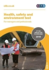 Health, safety and environment test for managers and professionals : GT200/18 DVD - Book