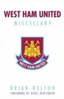 West Ham Miscellany - Book