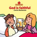 God Is Faithful Board Book - Book