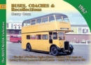 No 48 Buses, Coaches & Recollections 1967 - Book