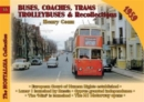 Buses, Coaches, Trolleybuses & Recollections 1959 - Book