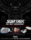 Star Trek The Next Generation: The U.S.S. Enterprise NCC-1701-D Illustrated Handbook - Book