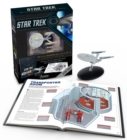 Star Trek: The U.S.S. Enterprise NCC-1701 Illustrated Handbook Plus Collectible - Book