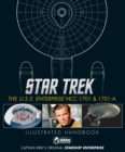 Star Trek: The U.S.S. Enterprise NCC-1701 Illustrated Handbook - Book