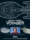 Star Trek: The U.S.S. Voyager NCC-74656 Illustrated Handbook : Captain Janeway's Ship from Star Trek: Voyager - Book