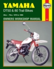 Yamaha Dt50 & 80 Trail Bikes (78 - 95) - Book
