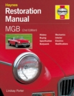 MGB Restoration Manual - Book