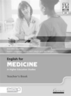 English for Medicine Teacher Book - Book