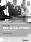 English for Public Relations in Higher Education Studies Teacher's Book B2 TO C2 - Book