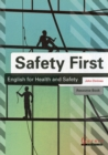 Safety First: English for Health and Safety Resource Book with Audio CDs B1 - Book