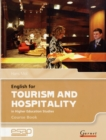 English for Tourism and Hospitality Course Book + CDs - Book