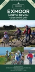 Exmoor North Devon: Cycling Country Lanes & Traffic-Free Family Routes - Book